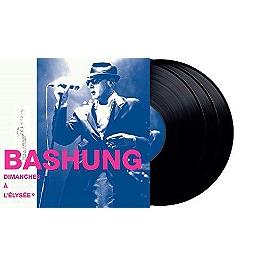 Dimanches à l'Elysée, Edition limitée triple vinyle avec pochette gatefold., Triple vinyle