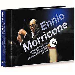 Musiques de films 1964-2015, Edition coffret semi livre d'art 18 CDs., CD + Box