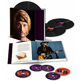 Johnny 69 - coffret vinyle super collector, édition limitée coffret Super Collector 3LP+4CD+DVD, Triple vinyle