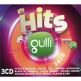 Les hits de Gulli 2020, Edition 3 CD multipack., CD + Box