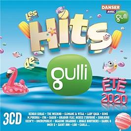 Les hits de Gulli été 2020, CD + Box
