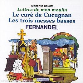 Lettres de mon moulin /vol.3, CD