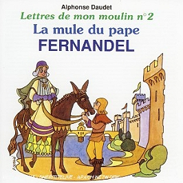 Lettres de mon moulin /vol.2, CD