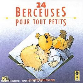 24 berceuses pour s'endormir, CD