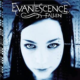 Evanescence - fallen, CD