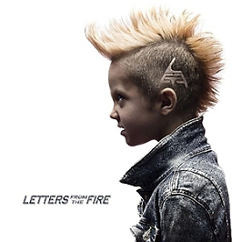 Letters From The Fire, CD