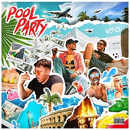 Pool party, édition 3CD multipack, CD + Box