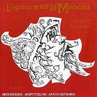 L'homme de la Mancha /vol.13 de Jacques Brel en CD Digipack