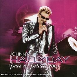 Parc des Princes 2003 (live), CD
