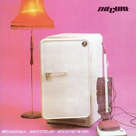 Three imaginary boys, CD