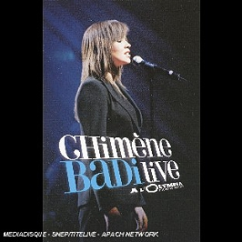 Live A L'Olympia (2005), Dvd Musical