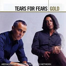Tears For Fears (best of gold), CD