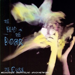 The head on the door, CD