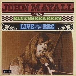 Live at the bbc, CD