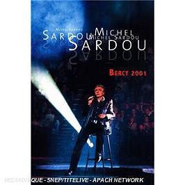 Bercy 2001, Dvd Musical