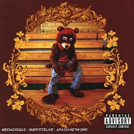The college dropout, CD