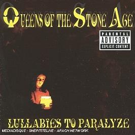 Lullabies to paralyze, CD