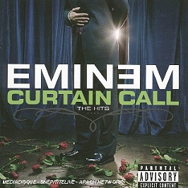 Curtain call (the hits), CD