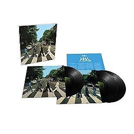 Abbey Road, Edition coffret 3 LP., Triple vinyle