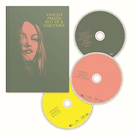 Best of & variations, Edition limitée livre-disque collector 2CD + 1DVD., CD + Dvd