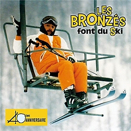 Les bronzés font du ski, édition limitée vinyle blanc, Vinyle 33T