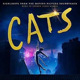 Cats (bof), CD