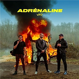 Adrénaline, Edition CD digisleeve., CD Digipack