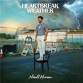 Heartbreak weather, CD