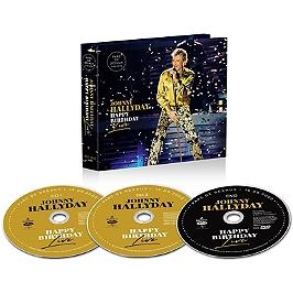 Happy birthday live - parc de Sceaux 15 juin - 2CD + 1DVD, édition 2 CD + DVD digipack, CD + Dvd