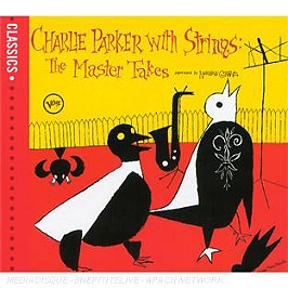 Charlie Parker With Strings, CD Digipack