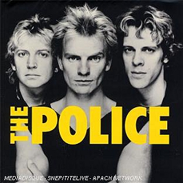 The Police (best of), CD