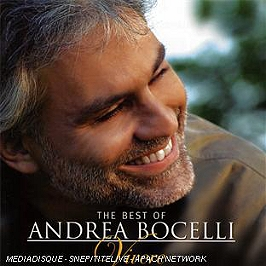 Vivere (the best of), CD