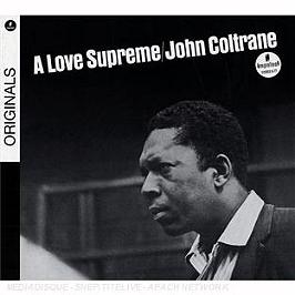A love supreme, CD Digipack