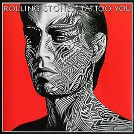 Tattoo you, CD