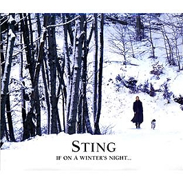 If on a winter's night..., CD Digipack