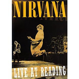 Live at Reading, Dvd Musical