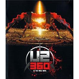 360° at the rose bowl, Blu-ray Musical