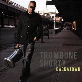 Backatown, CD