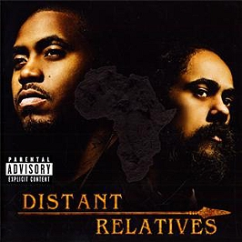 Distant relatives, CD