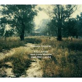 Tarkovsky quartet, CD