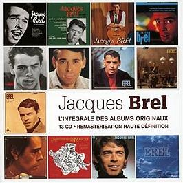 L'intégrale des albums studio, CD