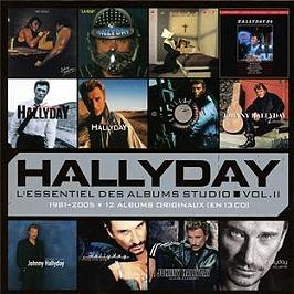 L'essentiel des albums studio /vol.2, CD + Box