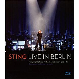 Live in Berlin, Blu-ray Musical
