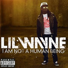 I am not a human being, CD