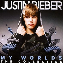 My worlds : the collection, CD