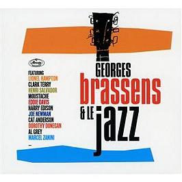 Georges Brassens et le jazz, CD Digipack