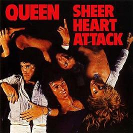 Sheer heart attack, CD