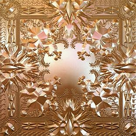 Watch the throne, CD