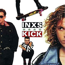 Kick, CD