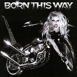 Born this way, CD